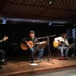 阿久比町でライブに参加しました