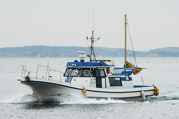 愛知県南知多町のジギング船・海正丸
