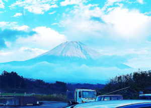 ホームページ制作の打ち合わせで愛知県外へ出張