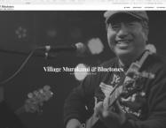 愛知県のホームページ制作事例・ブルース&ソウルグループ、ブルートーンズ